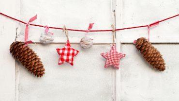 Noël:  décorer sans se ruiner !