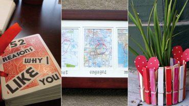 5 idées cadeaux originales pour une Saint-Valentin pas chère