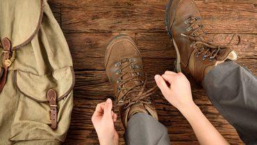 Faire des économies avec LesPAC :  en équipant sa famille pour une journée de randonnée.