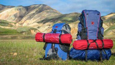 Un sac, un voyage.