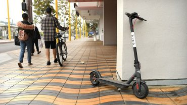 Le futur de la mobilité urbaine passe <br>par la trottinette électrique