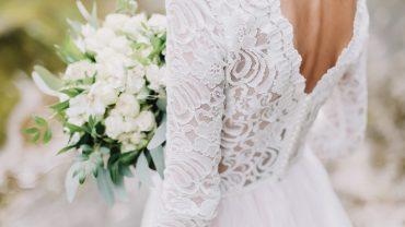 6 conseils pour vendre votre<br> robe de mariée après le jour J!