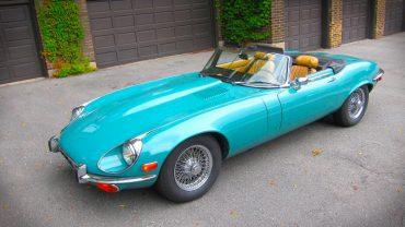 Une célèbre Jaguar Type E <br>en vente sur LesPAC!