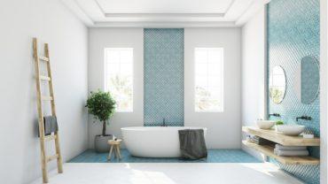 10 idées pour relooker la salle de bain <br>à petit prix