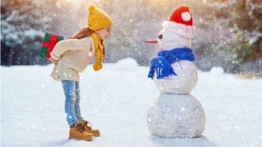 6 activités à faire pour bouger dans le <br>temps des fêtes!