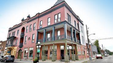 L'ancien Hôtel Ottawa de Saint-Hyacinthe <br>est à vendre sur LesPAC!