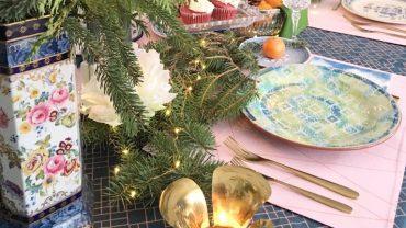 Les incontournables pour avoir une table de Noël flamboyante avec LesPAC