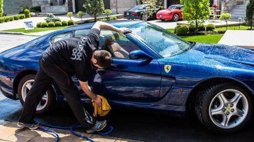 Entretenir la peinture de sa voiture en quelques étapes faciles