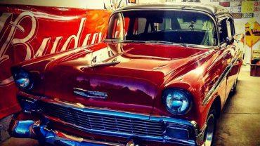 Une Chevrolet Bel Air 1956 vendue sur LesPAC!