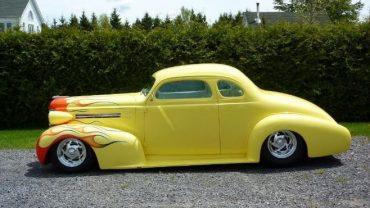 Une Oldsmobile Hot Rod 1937 à vendre sur LesPAC!