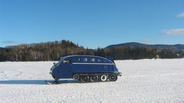 Une snowmobile B12 de Bombardier <br>à vendre sur LesPAC!