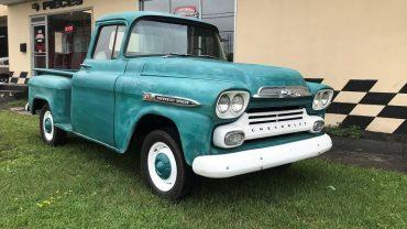 Un Chevrolet Apache 1959 à vendre sur LesPAC!