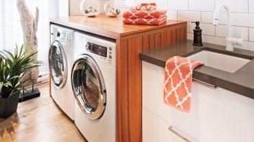 Comment nettoyer la laveuse
