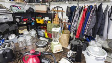 3 règles pour une vente de garage réussie