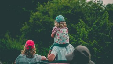 S'initier au camping avec des enfants