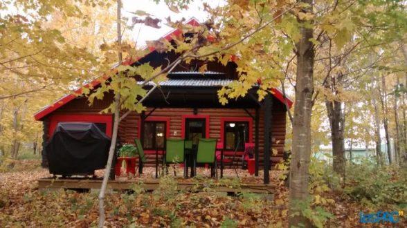 Où acheter un chalet au Québec : Chaudière-Appalaches