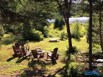 Où acheter un chalet au Québec : Lanaudière