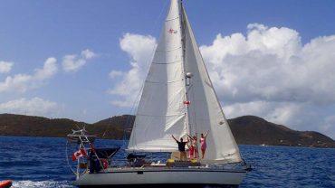 Après 3 ans de navigation dans les Antilles, le voilier La Smala est à vendre sur LesPAC!