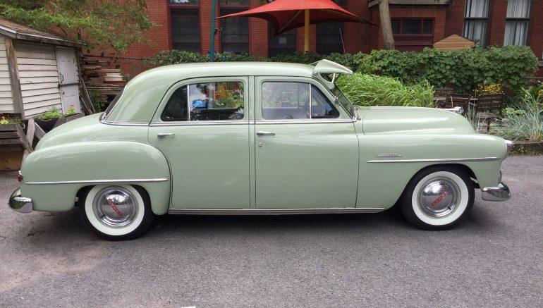 Dodge Coronet 1951 à vendre ou échanger
