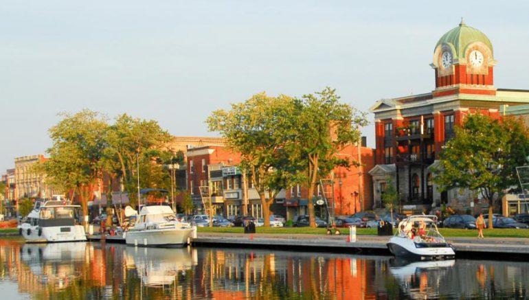 Salaberry-de-Valleyfield, ville où on enregistre la plus forte hausse de ventes de résidences au Québec