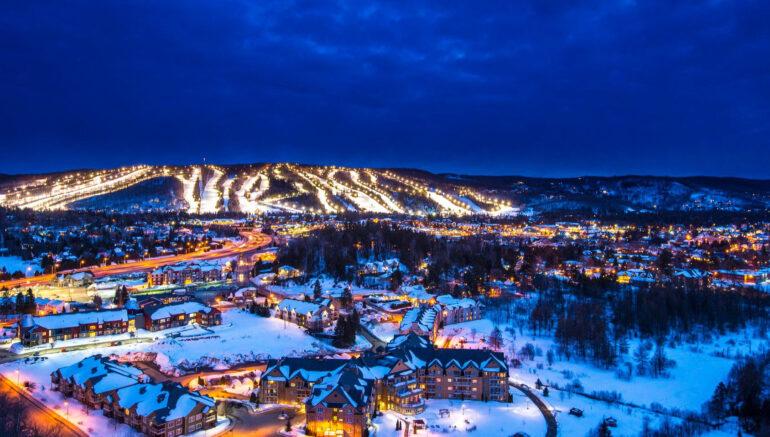 Saint-Sauveur, parmi les villes avec la plus forte hausse de ventes de résidences au Québec.