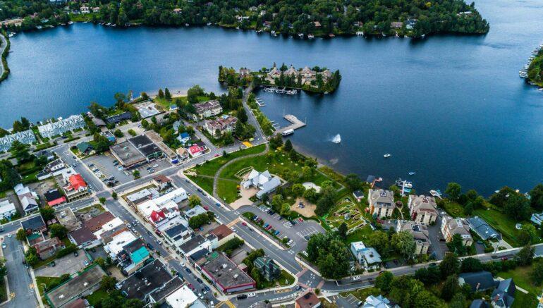 Sainte-Agathe-des-Monts est parmi les villes avec la plus forte hausse de ventes de résidences au Québec.