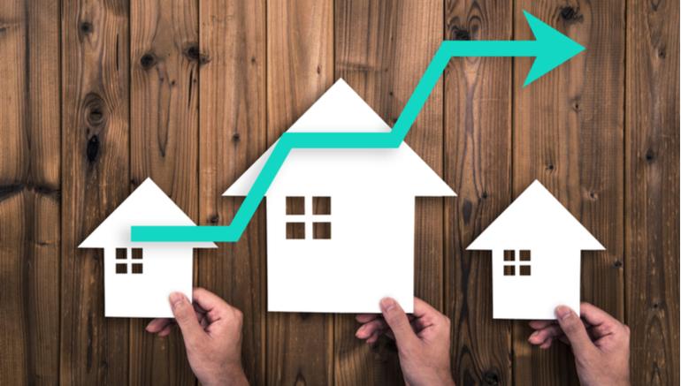 Les 9 villes affichant la plus forte hausse de ventes de résidences au Québec.