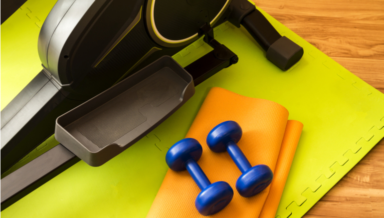 Gym à la maison : quoi acheter en seconde main