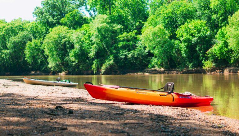 kayak usage