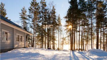 Conseils pour louer un chalet à long terme cet hiver