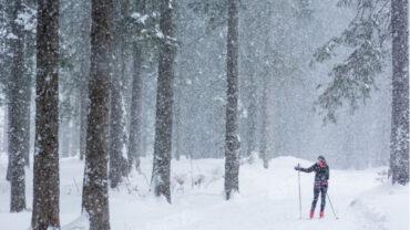 18 magnifiques endroits pour pratiquer le ski de fond au Québec!
