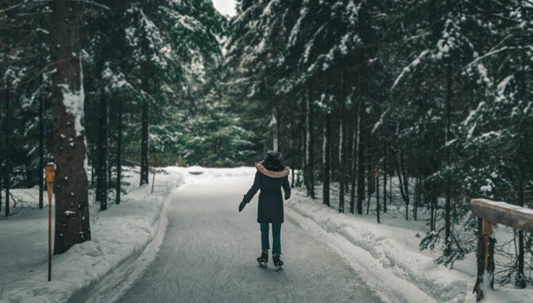 12 patinoires à essayer cet hiver et durant la semaine de relâche!