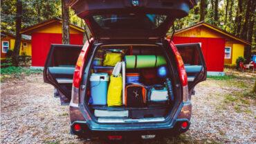 Vacances sur la route : la «ckeck list» pour ne rien oublier!