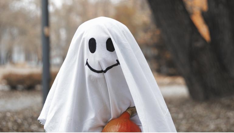 17 idées de costumes d'Halloween de dernière minute!